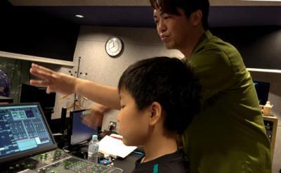 【見学動画】これが日本語吹替の現場だ!映画『レゴ(R)ニンジャゴー ザ・ムービー』のアフレコスタジオを小学生が見学
