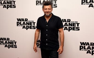 「3作の中で、本作が最高だと思う」『猿の惑星』シーザーを演じたアンディ・サーキスのインタビュー映像が公開