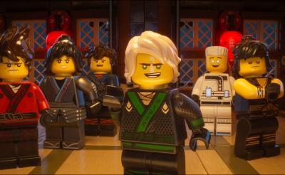 【動画】ジャッキー・チェンも出てるよ! 『レゴ ニンジャゴー ザ・ムービー』豪華声優陣が語る作品の魅力
