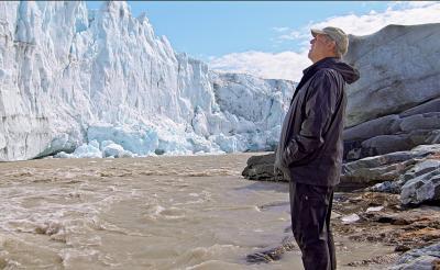 環境問題を訴えるドキュメンタリー『不都合な真実2:放置された地球』圧力を跳ね返すアル・ゴアはまるでロッキー?