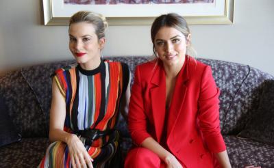 """『ブレードランナー 2049』""""ジョイ""""と""""ラヴ""""にインタビュー「SF映画は女子が観ちゃだめ? そんなわけないわ!」"""