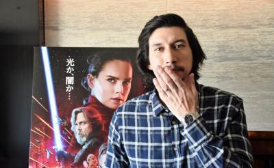 『スター・ウォーズ/最後のジェダイ』でカイロ・レンはどうなっちゃうの? アダム・ドライヴァーを直撃!
