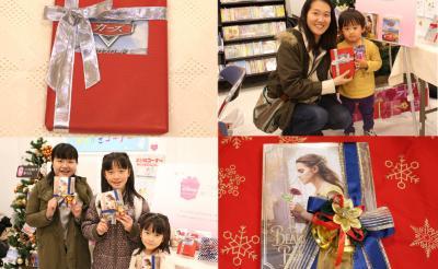 クリスマスプレゼントに「ディズニー/ピクサー」の名作はいかが? 作品に合わせたラッピングアイデアが楽しい!