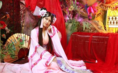 プロのメイク&撮影で「これが私……?」が叶う! 『変身写真館』で中国映画のヒロインになりきってみた