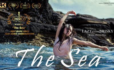 『西郷どん』『ひよっこ』OPの佃尚能監督ショートフィルム『The Sea』がイタリアで2冠! ベルリン国際映画祭でプレミア上映