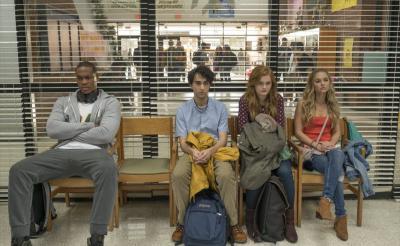 独占:『ジュマンジ』4人の高校生の人生を大きく変える?  校長先生の深イイ~言葉が胸に響く本編映像