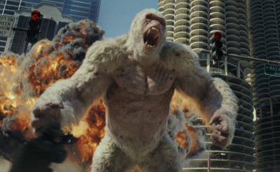 『ランペイジ  巨獣大乱闘』を『銀牙』高橋よしひろ先生が絶賛! 「うらやましいくらい、自分では描けないものが全て入っている映画」