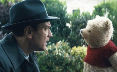 これだけで泣ける! 実写映画『プーと大人になった僕』動くふわふわのプーさんが可愛い特報映像