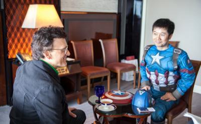 ヒーローそれぞれの見所がスゴすぎる『アベンジャーズ/インフィニティ・ウォー』監督に聞いた「自分の好きなキャラクターを贔屓したりはしないの?」