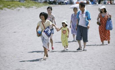 映画『万引き家族』仲良し本編映像解禁 9日『海街 diary』16日『そして父になる』地上波放送もチェック!