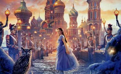 実写映画『くるみ割り人形と秘密の王国』が今秋公開! 解禁第一弾ポスターだけで傑作認定レベル