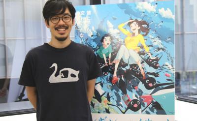 話題のアニメ映画『ペンギン・ハイウェイ』石田祐康監督インタビュー「反芻して記憶に深く焼き付いて、思い出してもワクワクする体験を作りたい」