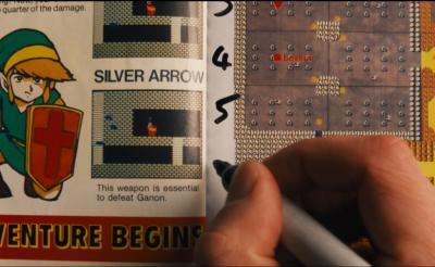 ゲーム好きほど楽しめる? マリオやゼルダで謎解きに挑戦! 映画『アンダー・ザ・シルバーレイク』本編映像