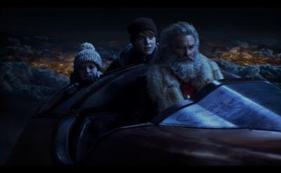 サンタのピンチを救え! ハリポタ感あふれるNetflix映画『クリスマス・クロニクル』予告編