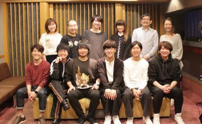 6つ子演じる人気声優が集合!劇場版『えいがのおそ松さん』アフレコレポート到着 第1期振り返り『松まとめ』も公開