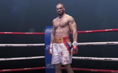 実は戦歴68勝の現役ボクサー 『クリード 炎の宿敵』でドラゴの息子を演じるフロリアン・ムンテアヌ