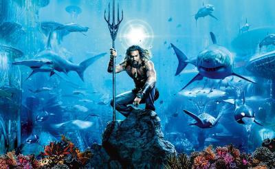 えっ?! 海の中すごすぎ……! 驚愕の海中チェイス!『アクアマン』本編映像が解禁