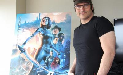 """『銃夢』実写映画化『アリータ:バトル・エンジェル』にダニー・トレホが出演していないのはなぜ? 大きな""""目""""の変化から機甲術のコンセプトまでロバート・ロドリゲス監督が明かす"""