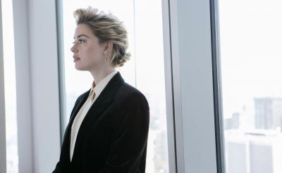 映画『アクアマン』大ヒットの影に女性戦士・メラの活躍あり! 女優アンバー・ハードが語るその魅力