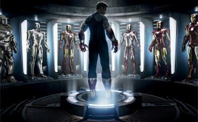 """""""さらばアイアンマン""""この言葉が意味するのは……? 『アイアンマン3』ポスター画像解禁"""