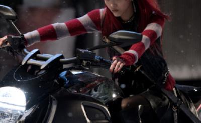 ウルヴァリンのパートナーは日本人モデル福島リラ! 『ウルヴァリン:SAMURAI』新画像解禁