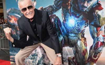 『アベンジャーズ』『アイアンマン』などマーベル作品へのカメオ出演でお馴染みの元気すぎるおじいちゃん! その正体とは?
