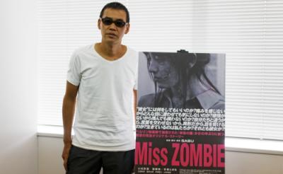 SABU監督新作『Miss ZOMBIE』インタビュー ~「ゾンビが居る日常」と「色の無い世界」と「音」