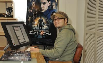 『エンダーのゲーム』コミカライズでSFに初挑戦! 漫画家・佐藤秀峰インタビュー
