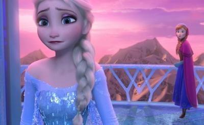 『アナと雪の女王』神田沙也加&松たか子の美声が響く! 表現力豊かに歌い上げるデュエットシーン映像解禁
