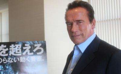 生きるレジェンド・シュワちゃん「映画は人を楽しませるためにある」映画『大脱出』スペシャル動画