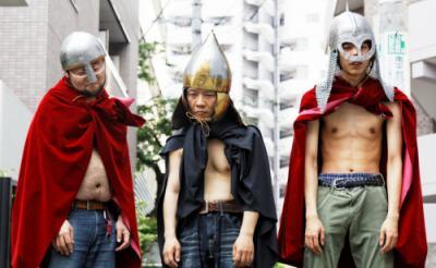 ポチャ・ガリ・チビの3人は『300<スリーハンドレッド> ~帝国の進撃~』ばりのマッチョになれるのか!?