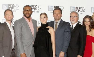 デヴィッド・フィンチャー最新作『ゴーン・ガール』がNY映画祭で絶賛の嵐 早くもアカデミー賞の本命に名乗り
