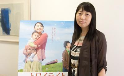 新垣結衣・大泉洋出演 映画『トワイライト ささらさや』原作者 加納朋子さんインタビュー