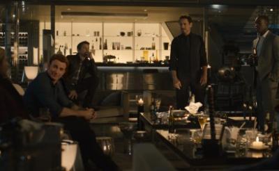 トニー・スタークの家でくつろぐヒーロー達! 『アベンジャーズ/エイジ・オブ・ウルトロン』新場面写真解禁