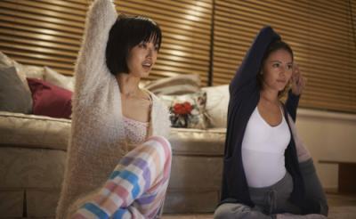 """寒〜い冬は""""お家ヨガ""""で運動不足解消! 日本初の体験型ヨガ・ムービー『シャンティ デイズ 365日、幸せな呼吸』"""