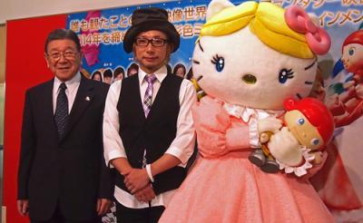 映画『くるみ割り人形』増田セバスチャン監督インタビュー(前) 「引き受ける時に運命だと思いました」 [オタ女]