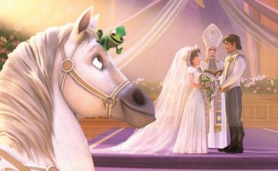 結婚式を描いた短編に日本初公開のエピソードも! バレンタインデーは『塔の上のラプンツェル』[オタ女]