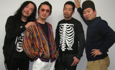 『味園ユニバース』赤犬インタビュー「トレードで今度は関ジャニ∞のライブに僕が出ます」