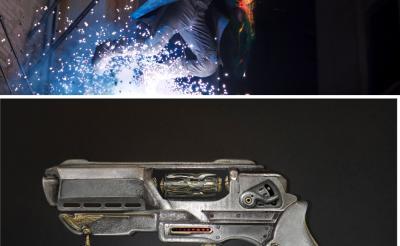 """『マトリックス』監督最新作『ジュピター』の銃兵器公開! 伝説の""""デッカード・ブラスター""""をオマージュ?"""
