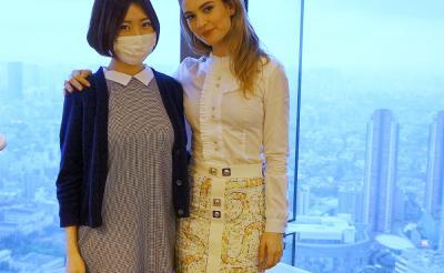 【動画】人気ゲーム実況者・ろあが『シンデレラ』リリー・ジェームズにインタビュー!