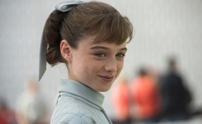 『トゥモローランド』で謎の美少女を好演! ラフィー・キャシディが橋本環奈にそっくりな件