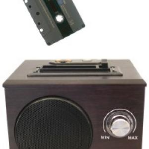古いカセットテープをMP3に変換『CASSETTE to DIGITAL』