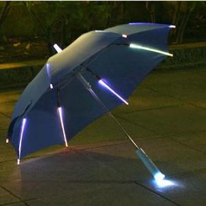 【募集終了しました】光るカサをささなイカ? 『レインボーフラッシュLED傘』のレビューをしてくださる方募集【ガジェモニ】