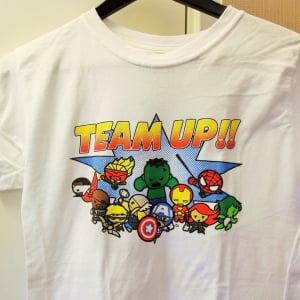 """ユニクロよりもGUよりも""""アニメーション・マジック""""のアベンジャーズTシャツが素晴らしすぎた件"""
