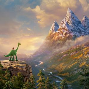 もしも恐竜が絶滅していなかったら? ピクサー最新作『アーロと少年』は文明を持った恐竜が主人公