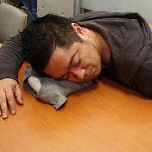 計画停電になったらムネに顔をうずめて昼寝しよう! 『うたた夢寝まくら』製品レビュー