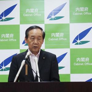 山口俊一・内閣府特命担当大臣閣議後会見 「(TPPについて)詳細を担当から話を聞いたことはない」(2015年8月4日)