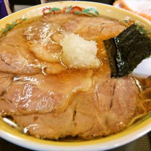 八王子ラーメンを代表する『特チャーシューメン』を食す! @『タンタン』東京都八王子市