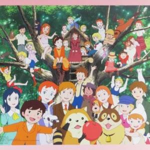 『THE 世界名作劇場展』日本アニメの職人技がここに! 細かな設定・表情・背景に目が釘付け!【画像いっぱいレポート】 [オタ女]