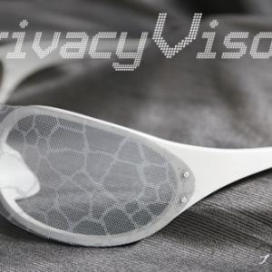 これでプライバシー対策もバッチリ! 顔認識システムをブロックするメガネ『PrivacyVisor』